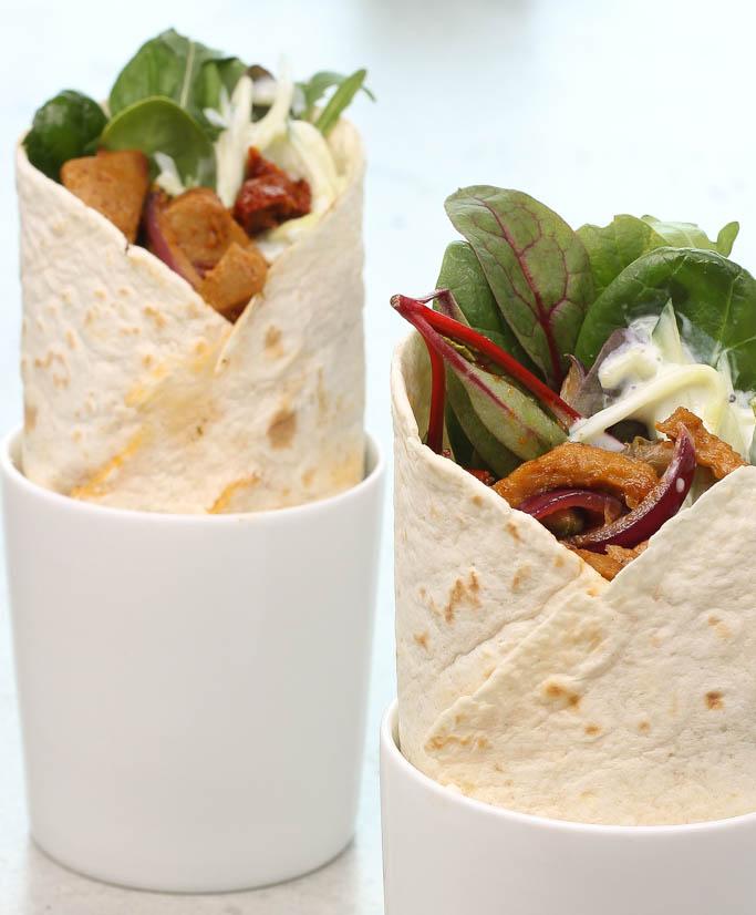 Schnelle Gerichte – Veganes Rezept – Wheaty